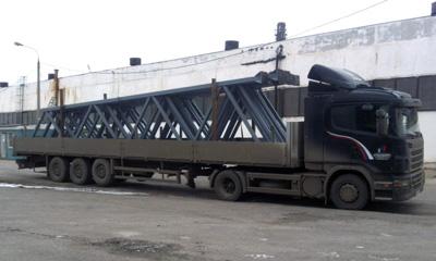 Негабаритные перевозки Москва
